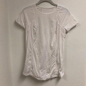 lululemon short sleeve t-shirt